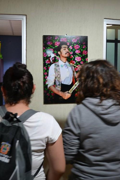 Zona Cero exposición - Universidad de Guadalajara - Homofobia