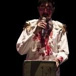 11 Lectura en homenaje a Pedro Lemebel en Inferno Varieté por Lechedevirgen